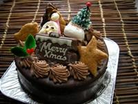 ★チョコレート(ご予約は12月20日まで)