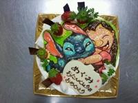 イラストのケーキ4
