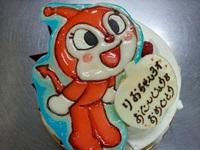 イラストのケーキ7
