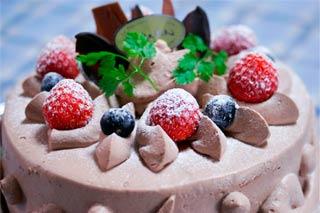 ☆生チョコクリームデコレーション