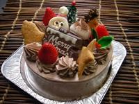 ★生チョコレートケーキ(ご予約は12月20日まで)