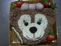 イラストケーキ2