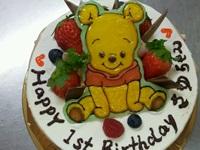 イラストのケーキ10
